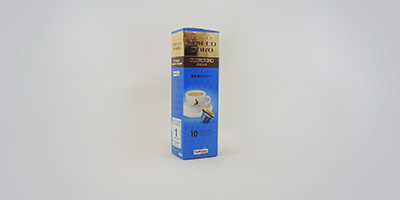 Chicco d'Oro Cuor d'Oro decaf 10 Kapseln Kapseln