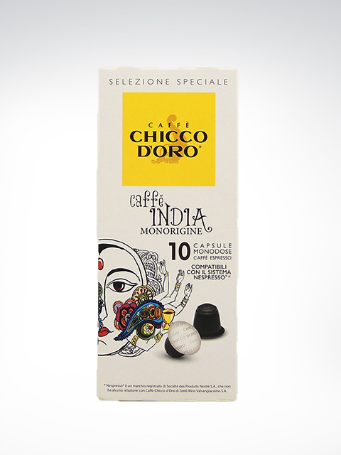 Chicco d'Oro India Monorigine