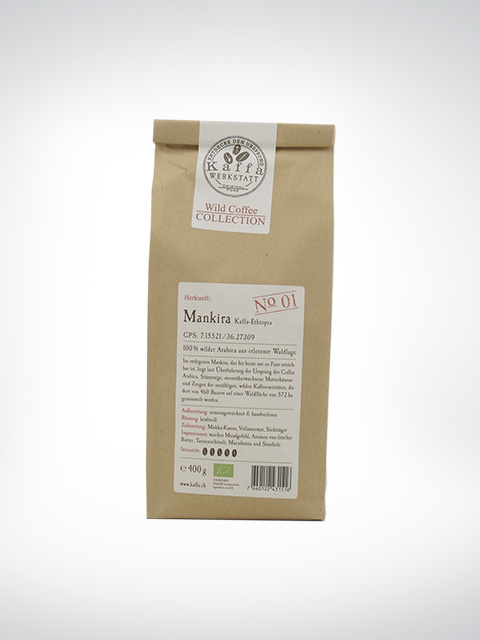 Kaffa Mankira, Wild Coffee Collection No 1