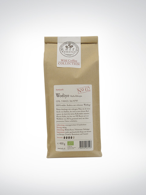 Kaffa Wodiyo, Wild Coffee Collection No 2