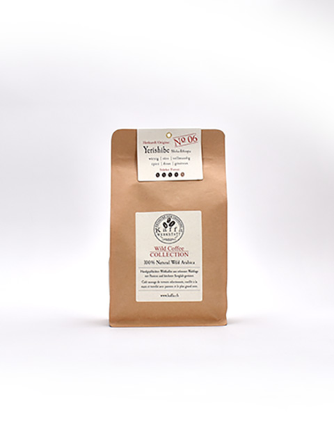 Kaffa Opina Dembi, Wild Coffee Collection No 5