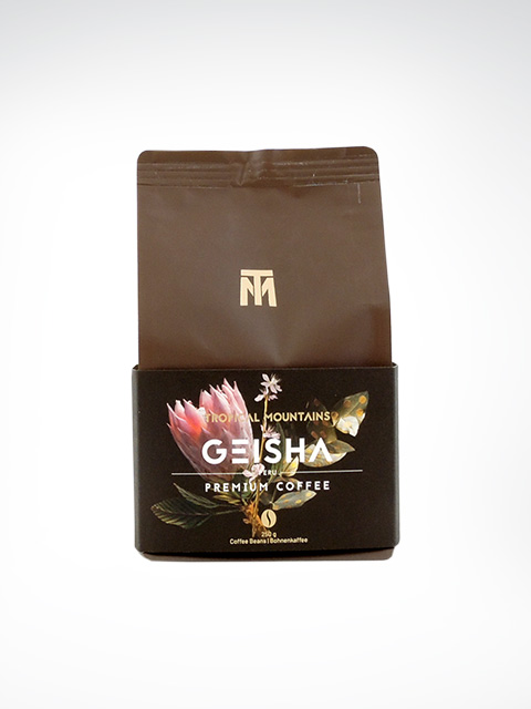 Tropical Mountains Geisha