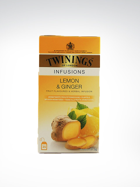 Twinings Lemon and Ginger