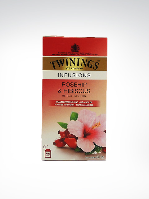 Twinings Rosehip and Hibiscus